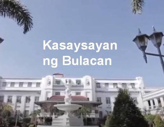 Bulacan History Tagalog