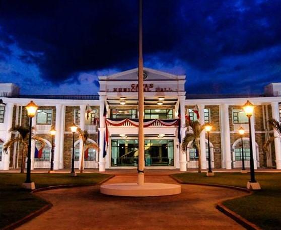 Capas Municipal Hall