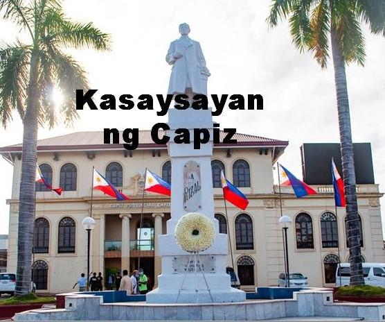 Capiz History in Tagalog