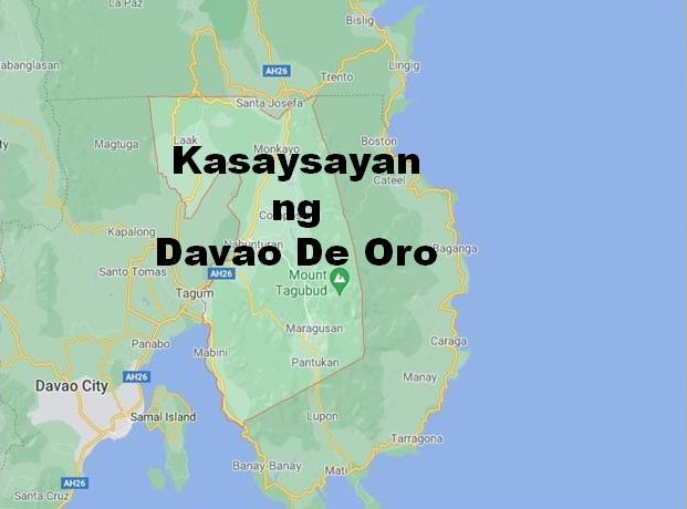 Davao De Oro History in Tagalog