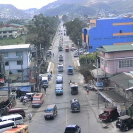 Downtown La Trinidad
