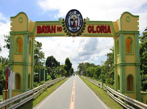 Gloria Welcome Arch