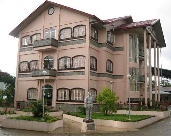 Kapangan Municipal Hall