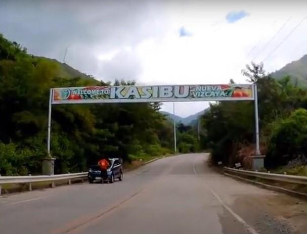 Kasibu Welcome Arch
