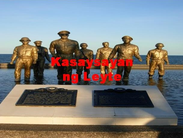 Leyte Province History in Tagalog