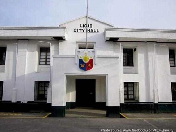 Ligao City History in Tagalog