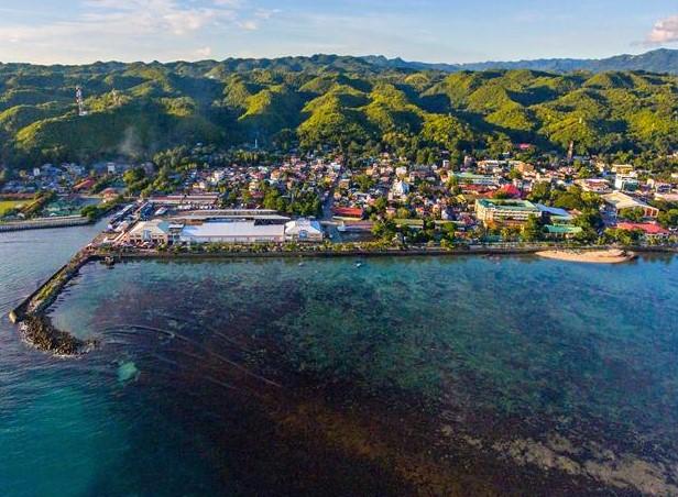 Maasin City History in Tagalog