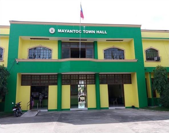 Mayantoc Municipal Hall