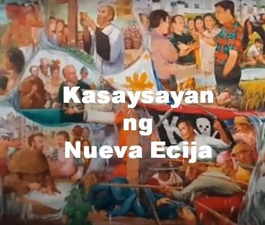 Nueva Ecija History Tagalog