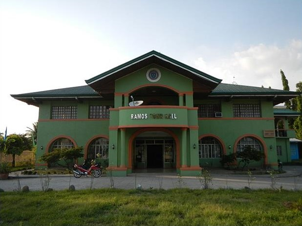 Ramos Municipal Hall