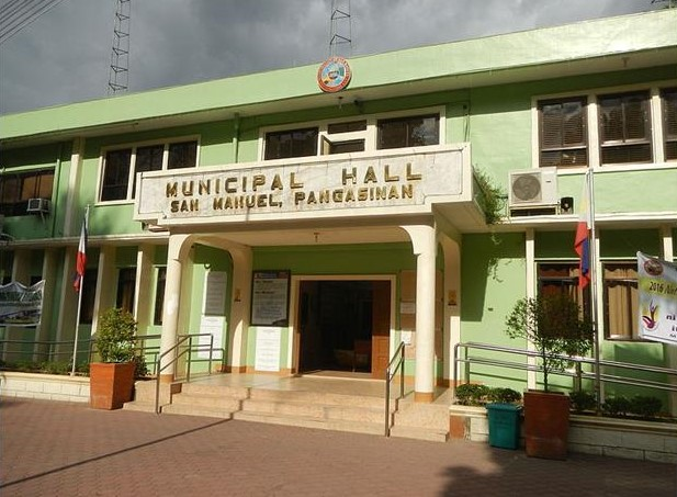 San Manuel Municipal Hall