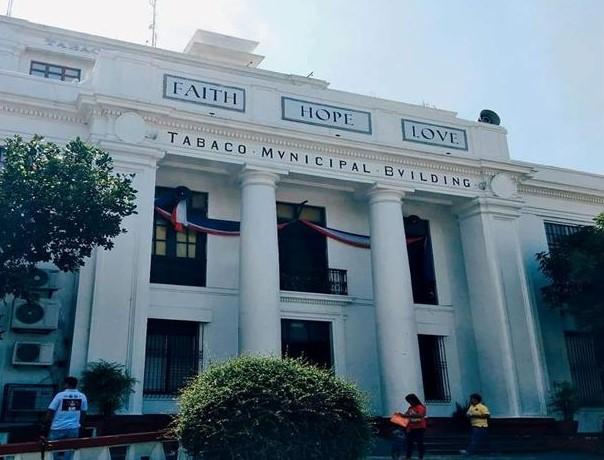 Tabaco City History in Tagalog