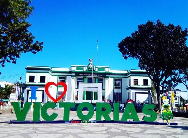 Victorias City History in Tagalog