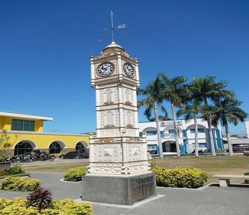 Villasis Municipal Hall Clock