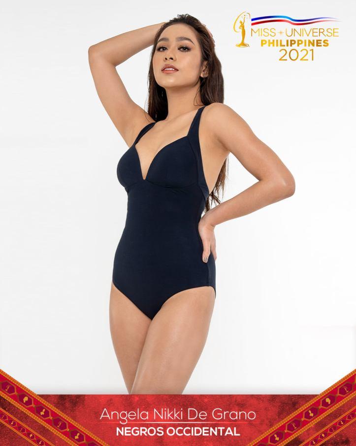 Angela Nikki De Grano Swimsuit