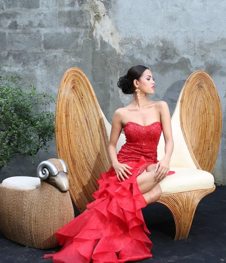 Esperanza Mina Gown