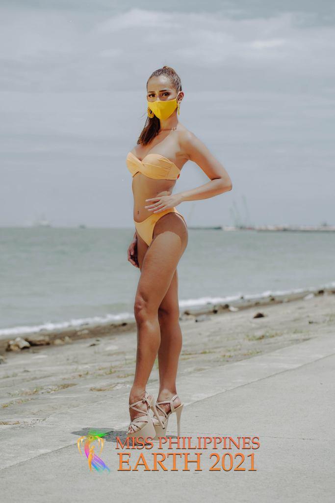 Guia Moreno Swimsuit