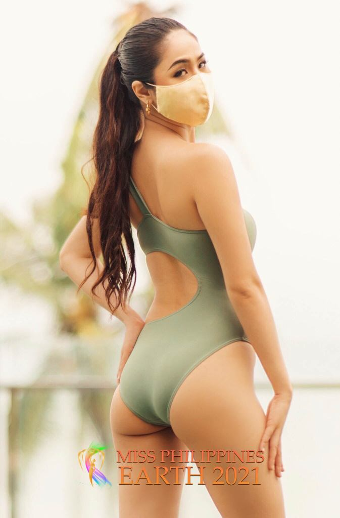 Jia Gold Bustamante Swimsuit