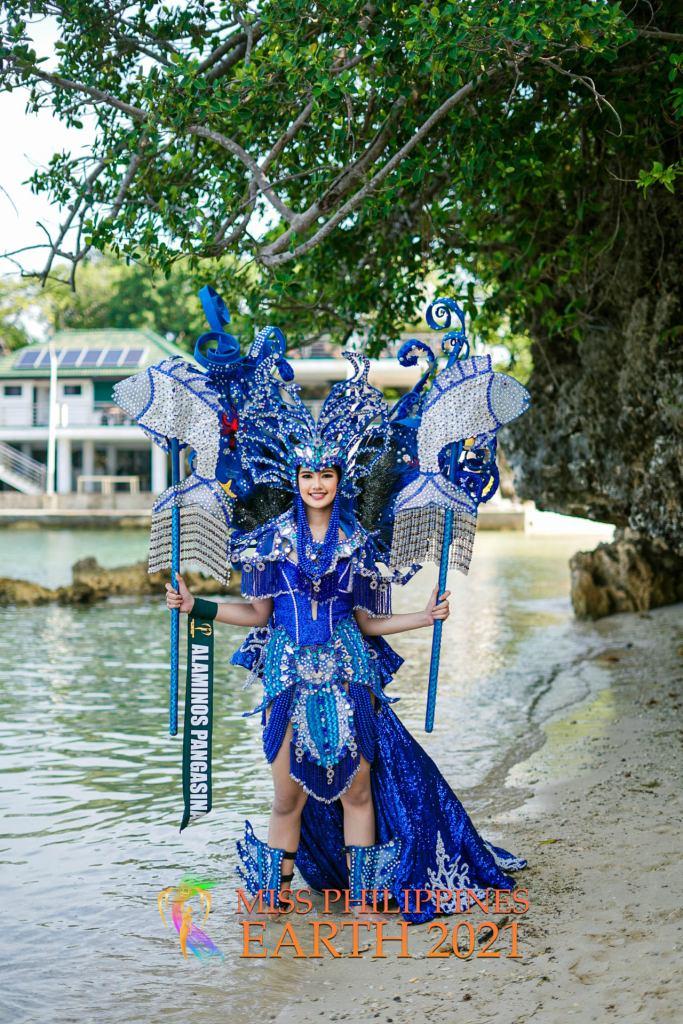 Le-Ann Casandra Chan Racuya Costume
