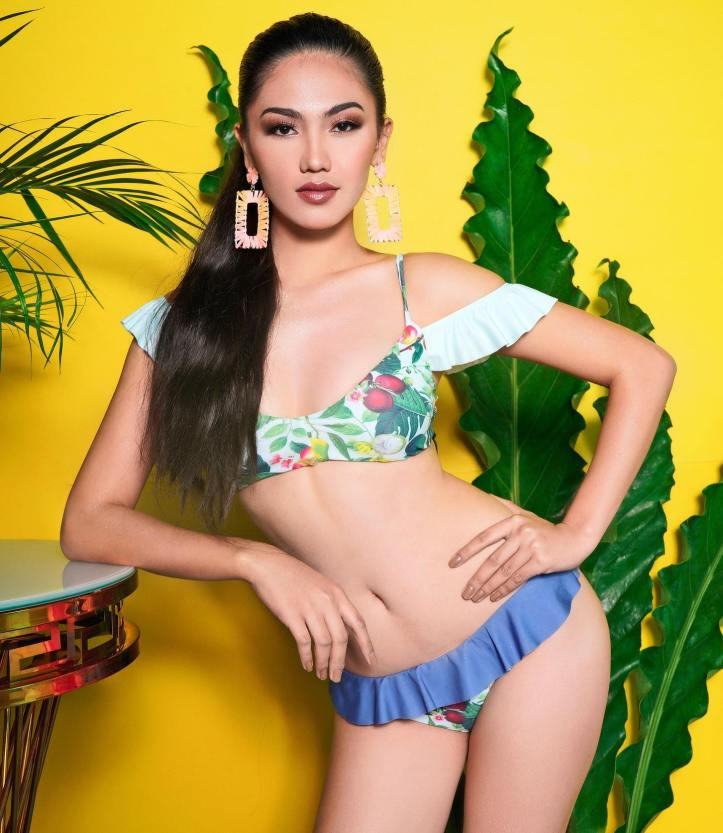 Mary Rose Guiral in Swimsuit