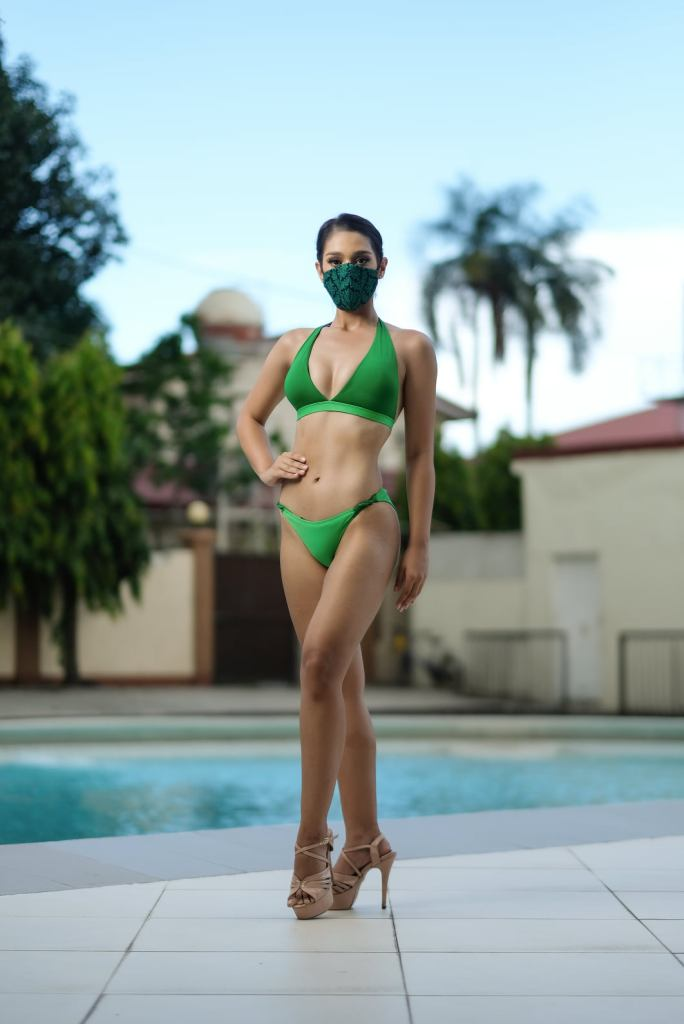 Naelah Alshorbaji Swimsuit