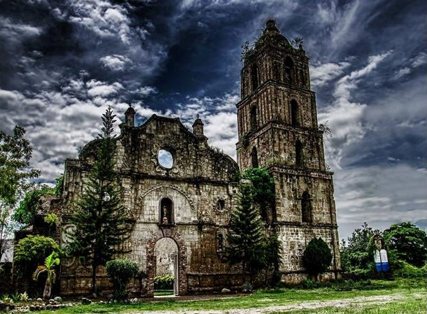 San Pablo Isabela Church Ruin