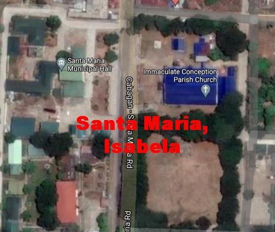Santa Maria in Isabela