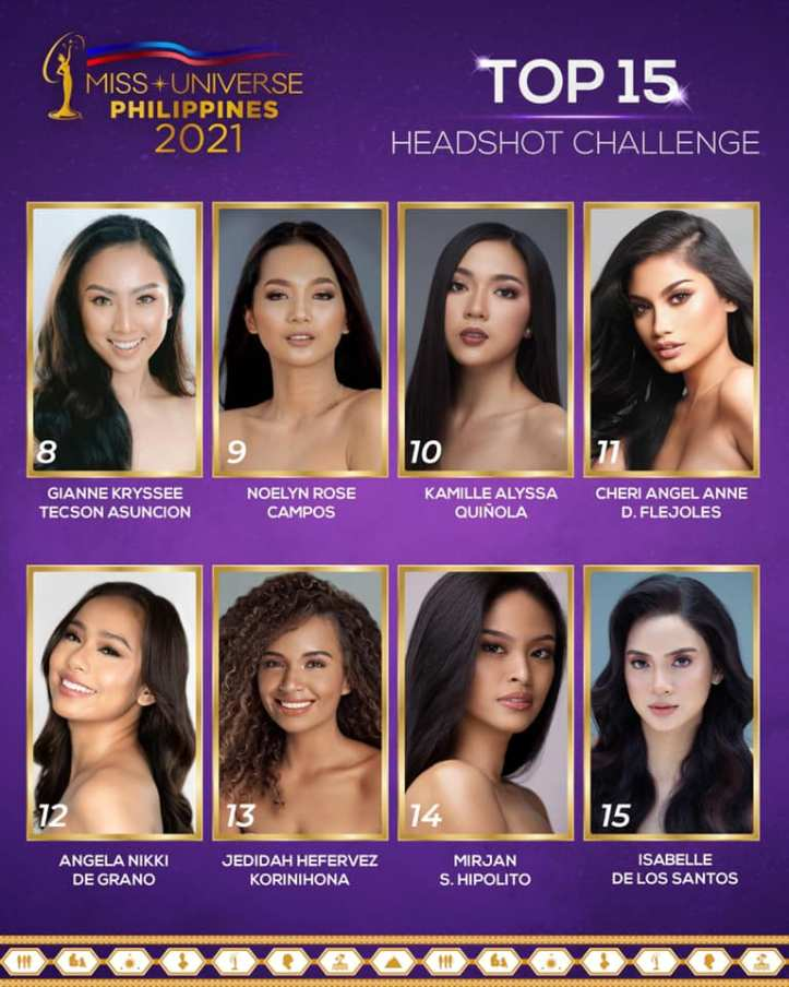 Top 15 Headshot Challenge 2