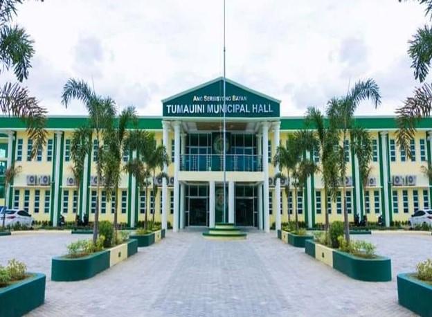 Tumauini Municipal Hall