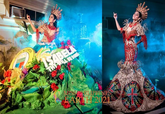 Zeneth Khan Costume