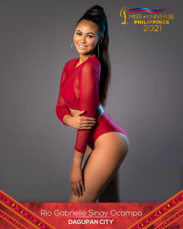 Rio Gabrielle Ocampo Swimsuit