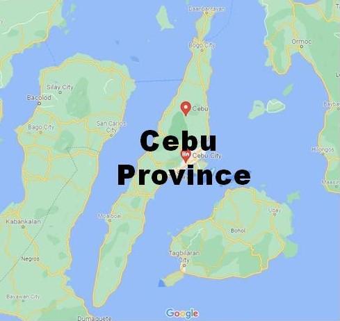 Election 2022 Cebu Province Candidates