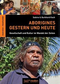 Buch Aborigines gestern und heute