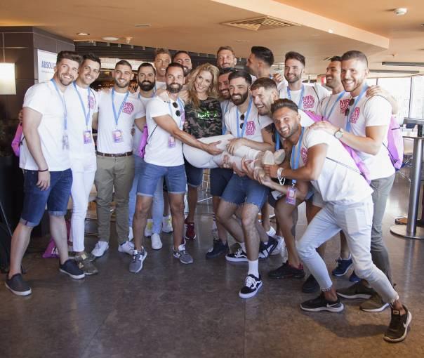 Roser Mr gay pride 2018