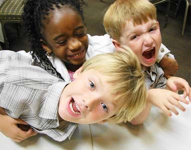 Copii ADHD