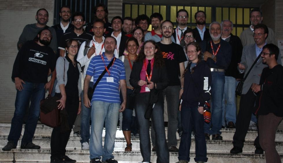 DUCC-IT '10 Group Photo
