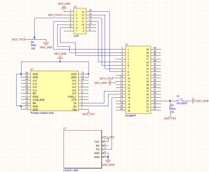 ECE4760 Final Project  GPS Tracking Device