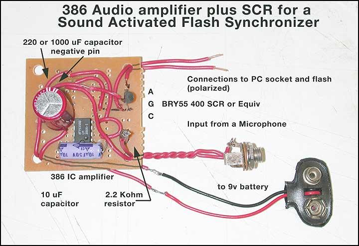 Text-audio-sync-circuit