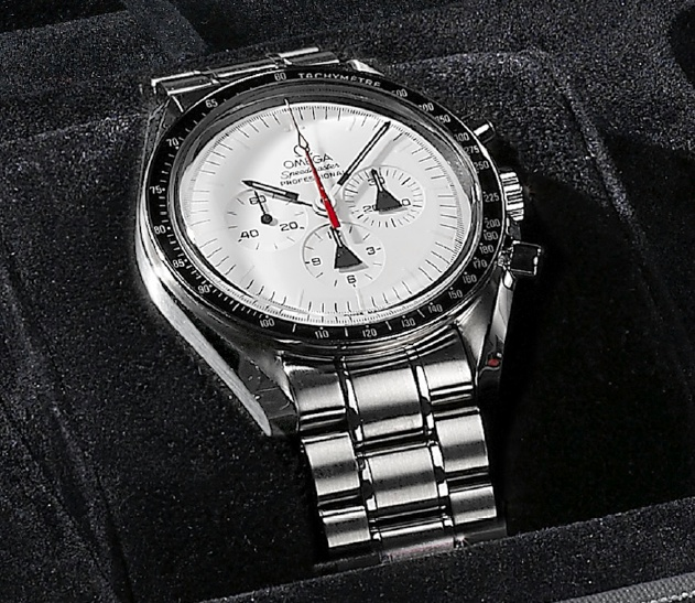 Omega Speedmaster Alaska Project reédition