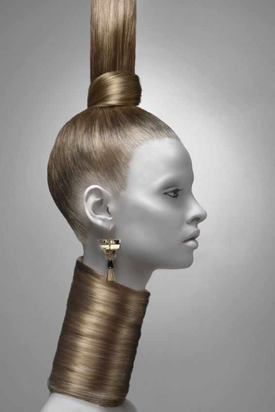Open Mag - Architecture in the hair
