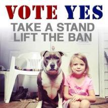 stop pit bulls ban in mf