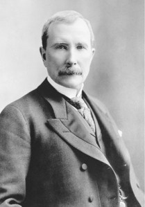 Rockefeller, The Top Ten Richest Americans In History