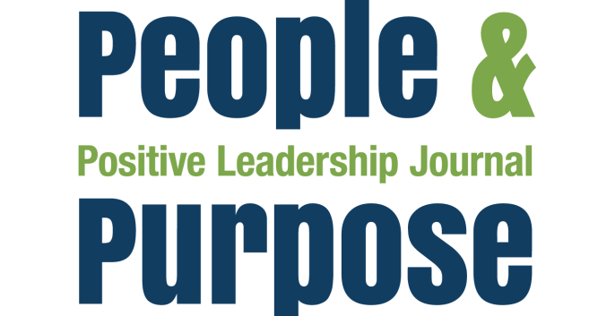 Welcome to People & Purpose – the Positive Leadership Journal