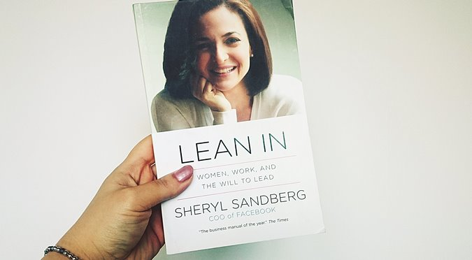 Calling women to leadership – Lean In by Sheryl Sandberg