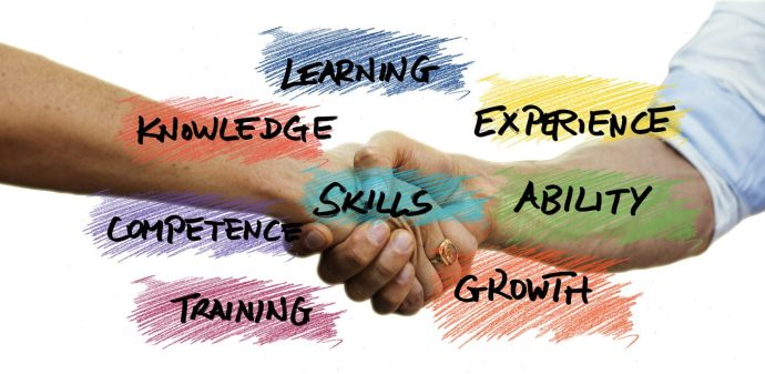how to develop new skills