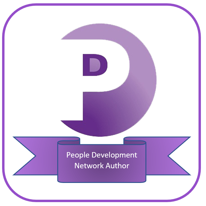 People Development Network Author Badge