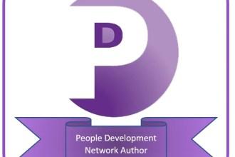 People Development Network Author Badge