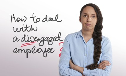 How To Deal With A Disengaged Employee - People Development Network