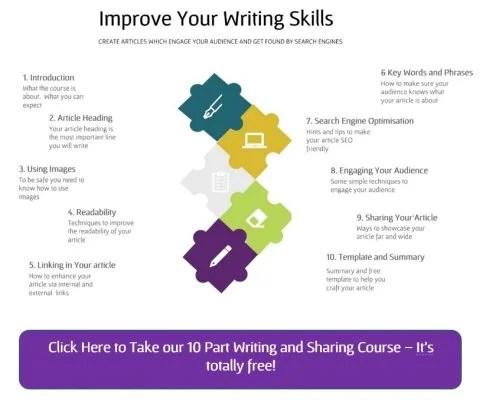 writing course - People Development Magazine
