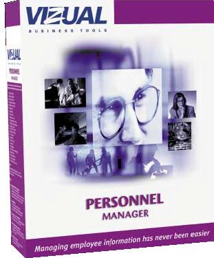 Vizual Personnel Manager